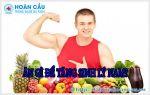 Ăn gì để tăng sinh lý nam?