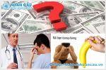 Chi phí điều trị rối loạn cương dương bao nhiêu tiền?
