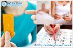 [Tư vấn] dấu hiệu uống thuốc tránh thai khẩn cấp thành công