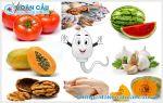 Thực phẩm tốt cho tinh trùng và trứng