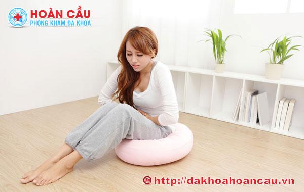 Rong kinh báo hiệu tình trạng vô sinh nữ