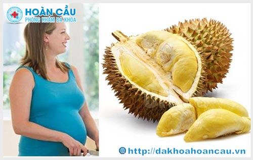 Bà bầu ăn nhiều sầu riêng có tốt cho thai nhi không