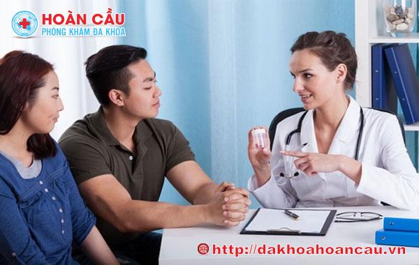 Phòng khám Hoàn Cầu sẽ giúp bạn chữa bệnh Chlamydia an toàn