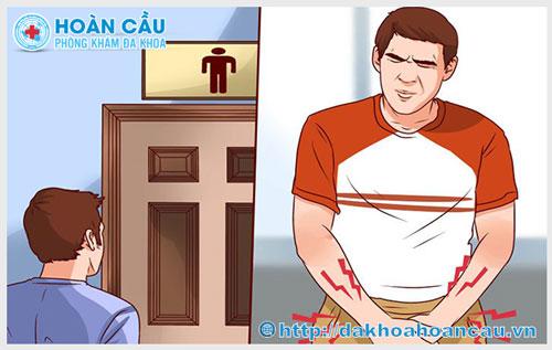 Bệnh viêm niệu đạo ở nam giới