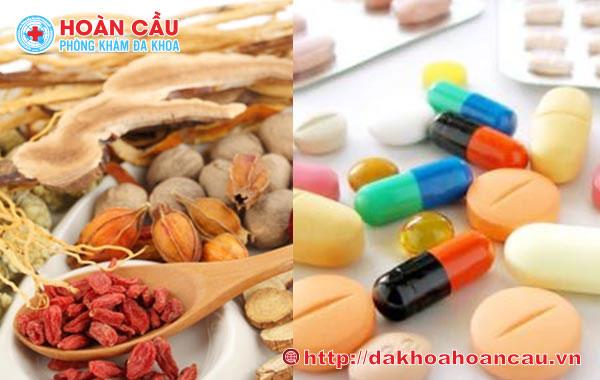 Thuốc Đông Tây y có thể làm giảm các triệu chứng bệnh
