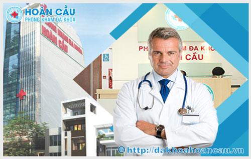 Bệnh viện Hoàn cầu chuyên khoa trĩ tphcm