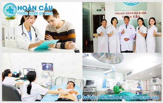 Phương pháp điều trị rối loạn cương dương ở Hoàn Cầu
