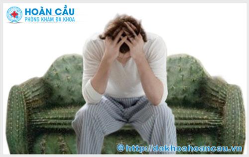 Biểu hiện của bệnh trĩ nội
