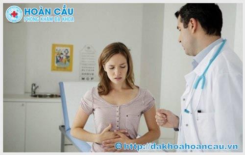 Biểu hiện của viêm phần phụ trước và sau sinh