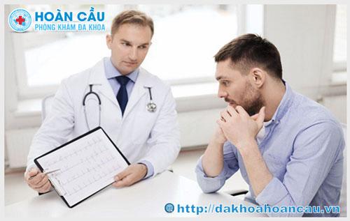 Các biểu hiện của bệnh viêm tuyến tiền liệt