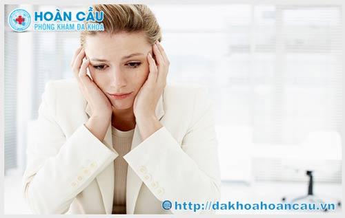 Các triệu chứng của viêm tuyến bartholin
