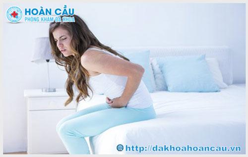 Cách chữa đau bụng kinh nhanh nhất