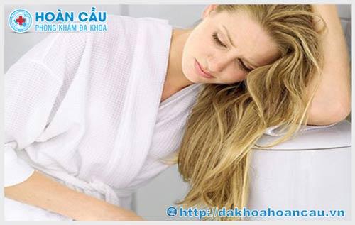 Cách chữa rong kinh sau khi hút thai