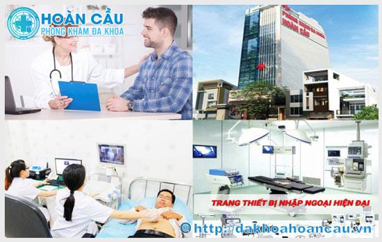 Hoàn Cầu – Phòng khám nam khoa uy tín nhất TPHCM