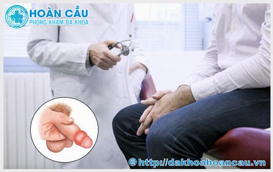 Nguyên nhân gây phù nề sau khi cắt bao quy đầu cần lưu ý
