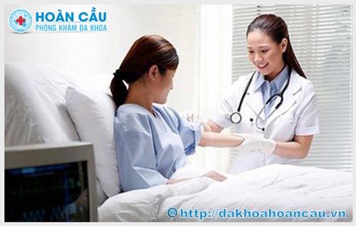 Chi phí điều trị phì đại cổ tử cung tại Phòng Khám Đa Khoa Hoàn Cầu