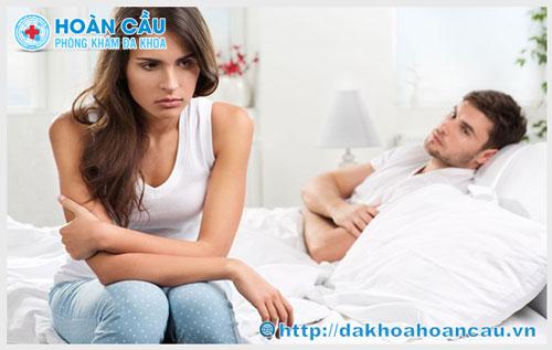 Chồng bị yếu sinh lý phải làm sao?