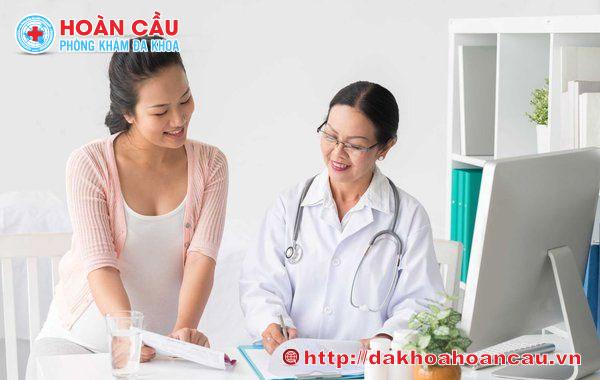 Thăm khám sức khỏe phụ khoa để sống khỏe mạnh hơn