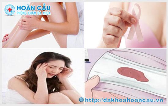 5 dấu hiệu nguy hiểm cảnh báo bệnh phụ khoa phụ nữ