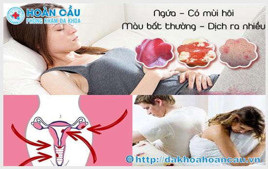 Bệnh phụ khoa nữ là gì? dấu hiệu nhận biết bệnh phụ khoa chính xác
