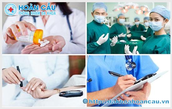 Đa Khoa Hoàn Cầu - địa chỉ phá thai an toàn, tốt nhất TPHCM