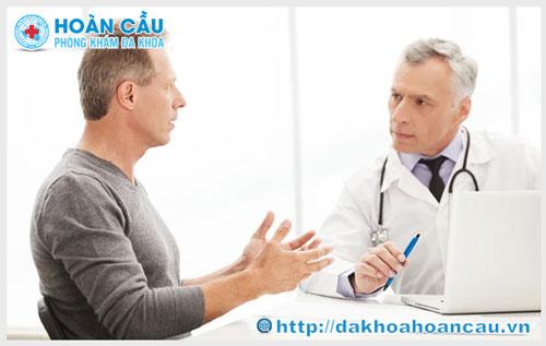 Địa chỉ chữa viêm bao quy đầu hiệu quả ở TP.HCM