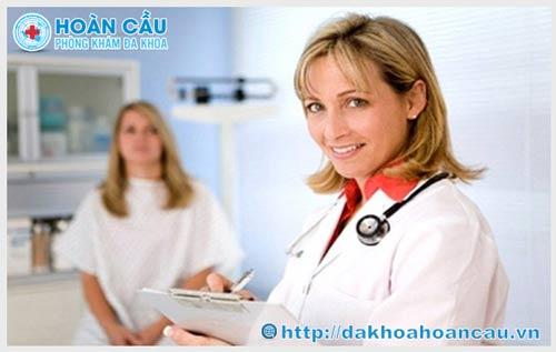 Địa chỉ điều trị viêm lộ tuyến cổ tử cung ở phụ nữ