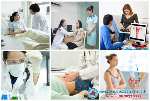 địa chỉ khám thai tốt nhất ở tphcm