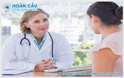 Địa chỉ xét nghiệm và chữa bệnh mụn rộp sinh dục nữ ở TPHCM
