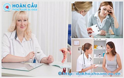 Điều trị bệnh phụ khoa do nấm Candida ở Tphcm