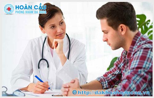 Điều trị dương vật không cương ở tphcm