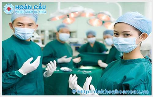 Điều trị u xơ tử cung bằng phương pháp tắc mạch tại Đa Khoa Hoàn Cầu
