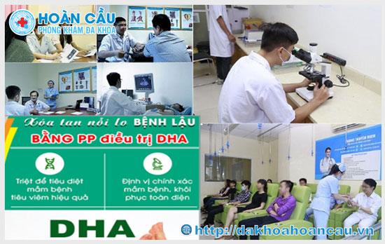 DHA - Phương pháp hỗ trợ điều trị bệnh lậu hiệu quả nhất hiện nay