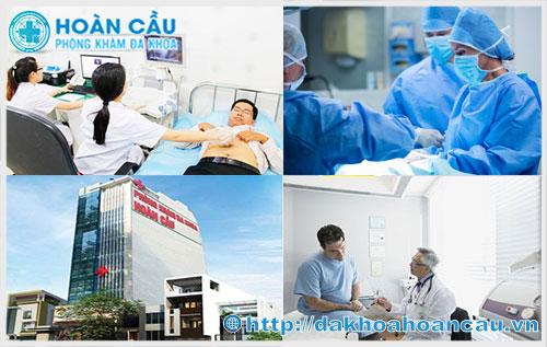 Đa Khoa Hoàn Cầu: phòng khám nam khoa uy tín và tốt nhất TPHCM