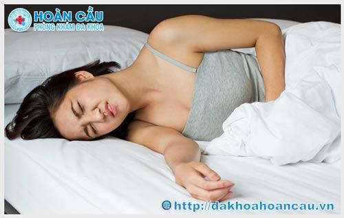 Hiện tượng đau bụng dưới sau khi phá thai có sao không