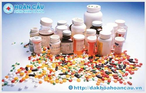 Hướng dẫn dùng thuốc điều trị viêm nội mạc tử cung
