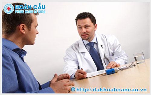 Khám chữa bệnh rối loạn cương dương ở đâu tốt nhất TPHCM?