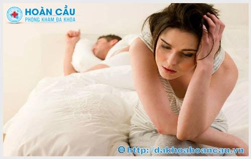 Khí hư có mùi hôi sau khi quan hệ có phải bệnh gì không?