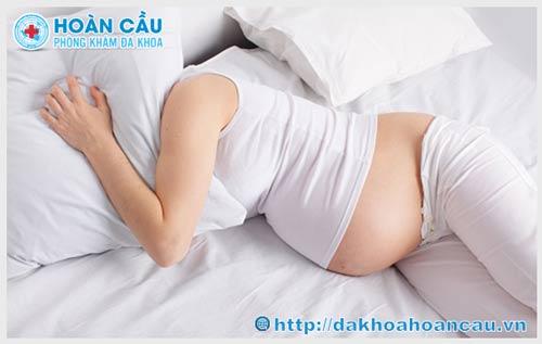 Ngứa âm đạo khi mang thai có phải bệnh về âm đạo?