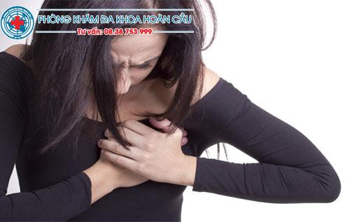 Nguyên nhân gây đau nhức tuyến vú ở nữ giới