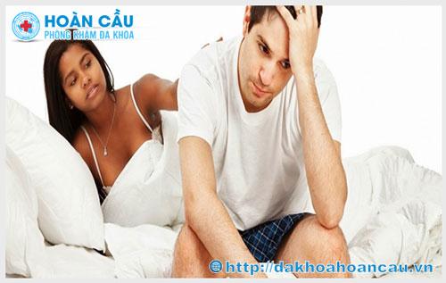 Nguyên nhân bị đau khi xuất tinh ở nam giới