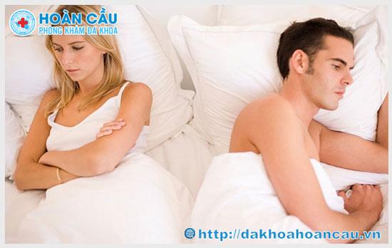 Nguyên nhân chính gây liệt dương ở nam giới