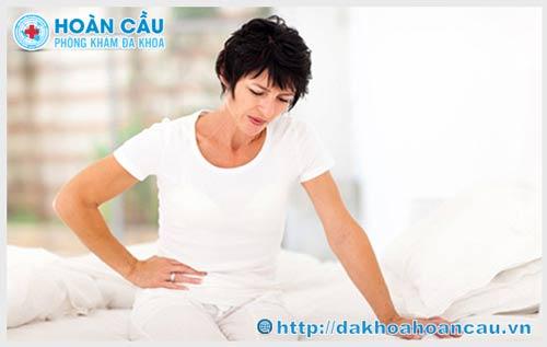 Những dấu hiệu bệnh viêm vùng chậu ở phụ nữ