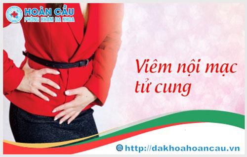 Những nguy hiểm khi bị viêm nội mạc tử cung