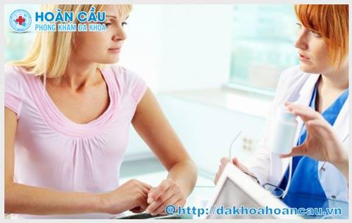 Những nguyên nhân chủ yếu gây ra viêm lộ tuyến cổ tử cung