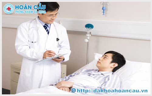 Phác đồ điều trị bệnh lậu mãn tính tại Đa Khoa Hoàn Cầu