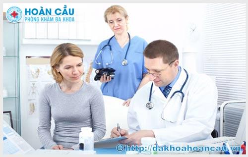 Phác đồ điều trị viêm nội mạc tử cung tại Đa Khoa Hoàn Cầu