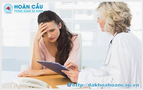 Phẫu thuật nội soi cắt u nang buồng trứng tại Đa Khoa Hoàn Cầu