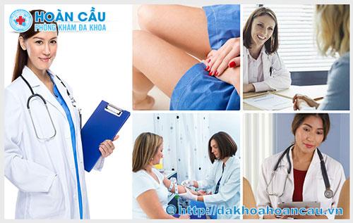 Thực hiện khám phụ khoa định kì để bảo vệ cơ quan sinh dục