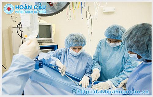 Phòng khám trị bệnh đại tiện khó ở Tphcm